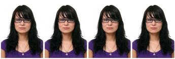 Фотографии 3x4 цветные
