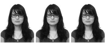 Фотографии на паспорт гражданина РФ чернобелые