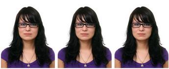 Фотографии на паспорт гражданина РФ цветные