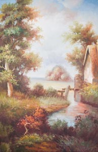 Фреска a_166